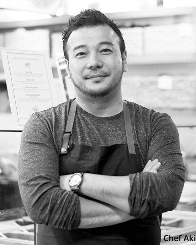 Chef Akiyama | Restaurant Sakamai | New York, USA